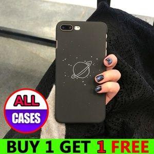 NEW iPhone Max/XR/XS/X/7/8/Plus Galaxy Planet Case